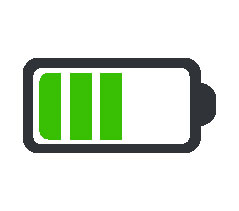 battery icon new