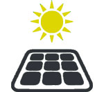 solar panel icon default